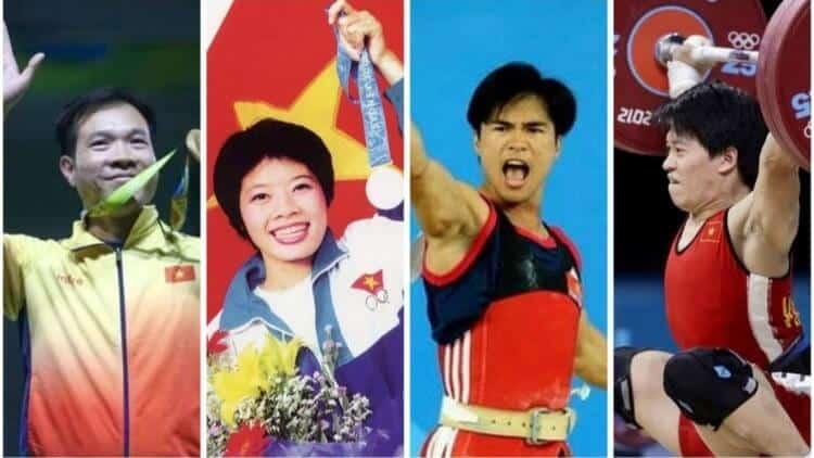 huy chương Olympic