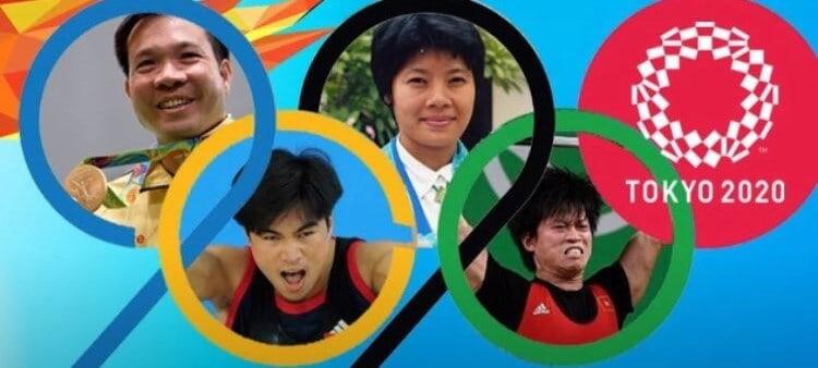 Huy chương Việt Nam Olympic