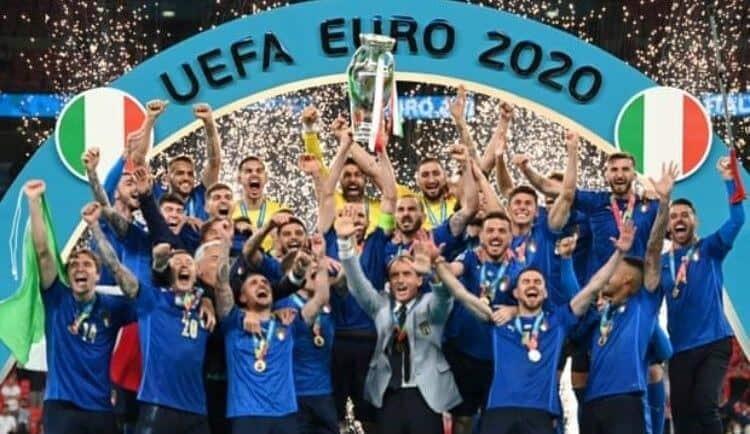 Italia vô địch Euro 2020