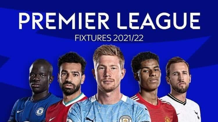 Ngoại hạng Anh 2021 - 2022