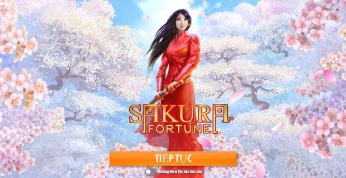 Sakura Fortune W88: Slot Game Siêu Đẹp Có Tỷ Lệ Thưởng Lớn