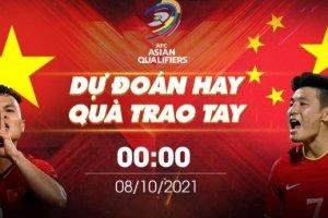 Soi kèo Việt Nam – Trung Quốc, 00h00 ngày 8/10: VLWC 2022 KV Châu Á