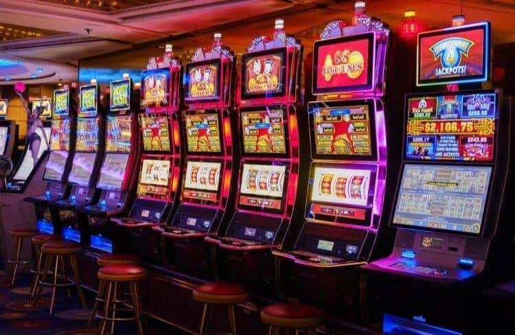 thuật ngữ slot game